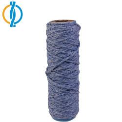 Filo di cotone a buon mercato candeggiato rigenerato riciclato del Mop del cotone del filato per il filato di tessitura del Mop