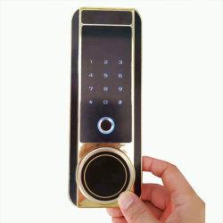 قفل التعرف على بصمة الإصبع في لوحة المفاتيح الحيوية الإلكترونية لصندوق آمن