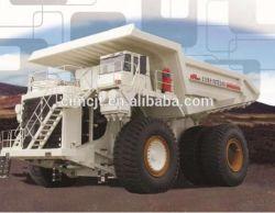 Terex Electric Wheel Mineral Dump Truck Modell Nte240