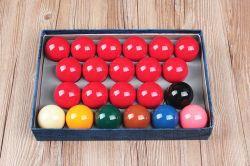 Correspondência de Qualidade Premium efeito bola de Snooker