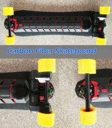 3-4 horas de carga eléctrica Powered Electric Skate Board Skate Deck