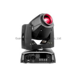 ضوء المرحلة صغير مصباح LED مصباح محدد الموضع صغير الحجم مصباح محدد الموضع طراز M جديد طراز 60II إضاءة DJ بقمع LED صغيرة بقوة 60 واط