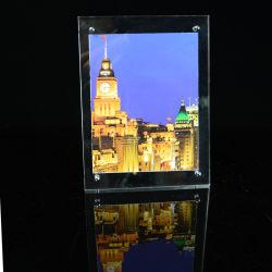 Le liquide en acrylique transparent aimants de l'image images
