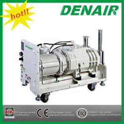 15kw électrique unique/sec en deux étapes de la pompe à vide rotatifs à vis de l'air
