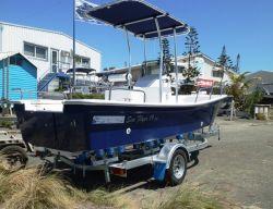 Liya 5.8Meter 8 pessoa titular da haste de barco de pesca ao largo barcos