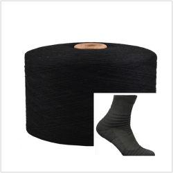 L'estremità aperta che fila Ne20-Ne30 ha riciclato il filato mescolato cotone rigenerato filato per i calzini