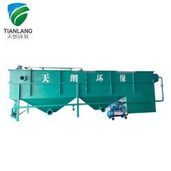 맞춤형 용해된 공기 부양기 Daf Sewage 처리 장비