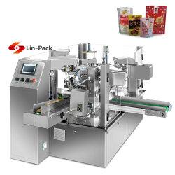 설탕 자동 로타리 포장 기계