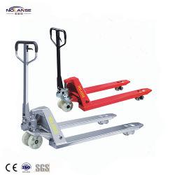 Différents types de transpalette manuel hydraulique Transpalette d'outils de manipulation des matériaux