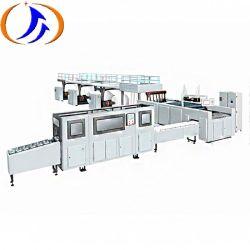 熱い販売法A4のペーパー断裁および包装機械