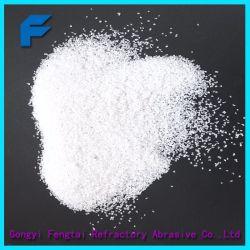 بيضاء يصهر [ألومينيوم وإكسيد] مسحوق بيضاء ياقوت مادّة كاشطة حبّة