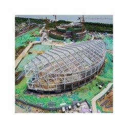 철제 구조 호텔 건물은 중국에서 제조되었습니다