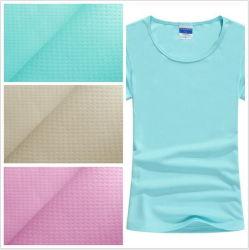 Sèche rapidement et des écoulements polyester Tissu à mailles pour maillot de football