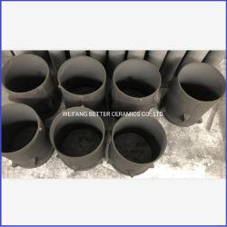 Tubo interno di radiazione del carburo di silicone di Sisic per la riga di ricottura d'acciaio