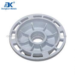 Alliage de moulage sous pression en aluminium personnalisé un356 Plaque de couvercle/Conseil