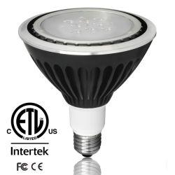 PAR38 regulable de 18W FOCO LED con ETL