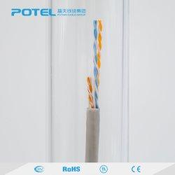 Пройти тест компании Fluke чистой меди 305m/Box Кабель UTP CAT6 кабеля Ethernet