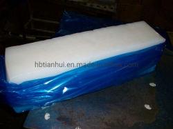 Type de moulage par extrusion et de type Htv en caoutchouc de silicone solide