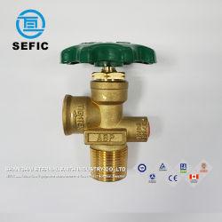 Tipo valvola ossigeno/azoto/cilindro ad alta pressione di Cga/Qf acetilene/del CO2