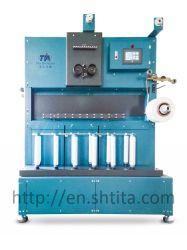 Línea de producción de hilados hilados - Madre de la máquina para dividir a los hilados hilados FDY