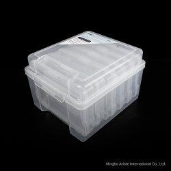 26028 транспарентным управлением организатор фото контейнер для хранения с 6 личные фотографии поля