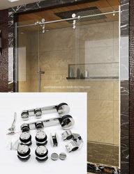 غرفة حمّام أثر عدة مرآة عمليّة صقل [ستينلسّ ستيل] جهاز زجاجيّة [سليد دوور] آليّة