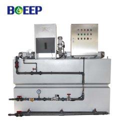 O sistema de preparação de polímero de Dosagem de Químicos de Tratamento de Água e Tratamento de Águas Residuais