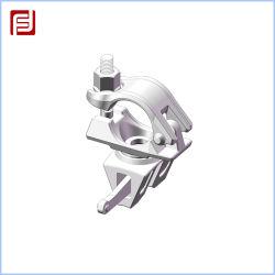 Material de andamios Venta caliente BS1139 Fijo Estampadas Acoplador de giro