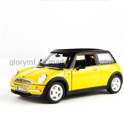 Aleación de zinc Diecast coche modelo de simulación de rueda libre de fábrica de juguetes