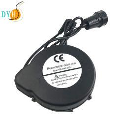 Автоматический кабель 220V мотовила кабель шнур складной мотовила