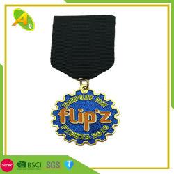 Impression en sublimation avec époxy fait personnalisés Défi Coin médaille (323)