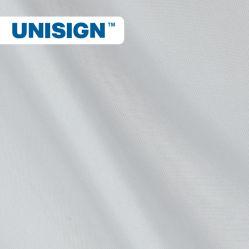 Matériau textile 100 % polyester pour sublimation bannière de l'imprimante le matériau de base tissu du pavillon