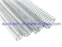 Удалите из ПВХ Китай спираль стальной проволоки спираль усиленные гибкого шланга трубки