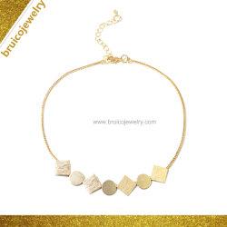 Bisutería joyería de plata esterlina 925 9K/14K/Collares Colgante Oro 18K.