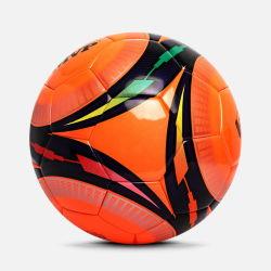 Nuova PRO sfera di calcio del cuoio genuino di formato standard