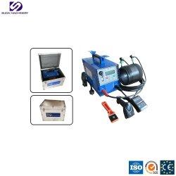 315 saldatrice dell'accessorio per tubi della saldatura Machine/HDPE di Electrofusion dell'HDPE/macchina calda della saldatura per fusione di estremità della fusione/elettro saldatrice di Fuison