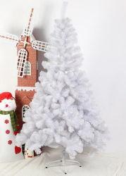 Arbre de Noël artificiel en PVC blanc personnalisés Arbre de Noël