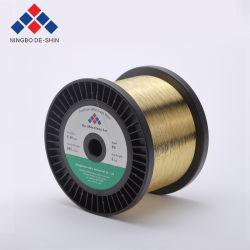 Fil coupe libre de paraffine 0,10, 0,15, 0,20, 0,25, 0,30 mm EDM fil en laiton Cuzn37