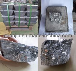 Сурьмы Ingot 99.90% -99.99 широко используется в металлургии