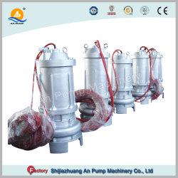 De vuile CentrifugaalPomp van de Apparatuur van de Behandeling van afvalwater van het Water van de Verspiller