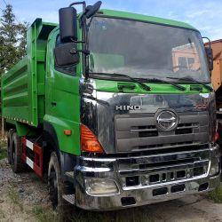 日本E13cエンジンの頑丈な販売のためのトラックによって使用されるHino 700のダンプトラック