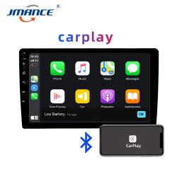 Des China-Shenzhen MP3-Player Carplay Bildschirm- 2 LÄRM Bluetooth Auto-DVD Radioauto-Stereolithographie mit GPS-Navigation