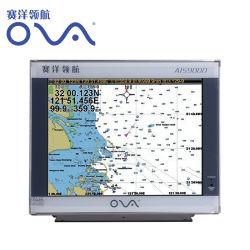 Navigatore marino del tracciatore del diagramma di GPS di 15 pollici