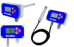 Mht & Série Mdp Temperatura e Humidade Multifuncional/transmissor de ponto de orvalho
