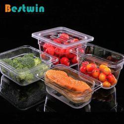 Plastic / roestvrij staal Keukengerei Gastronorm container Voedingsopslag GN Pannen