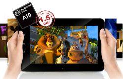 7-дюймовый ОС Android 4.0 Boxchip A10 Емкостный сенсорный экран планшетного ПК