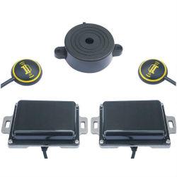 Werkseitig Vorgestelltes, Universelles Spurwechselassistent Für Den Toter-Winkel-Sensor 24GHz Mikrowellen-Radar BSD BSM BSA Auto-Alarmanlage
