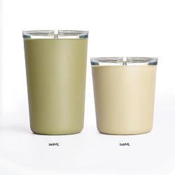 Bottiglia di acqua ecologica della tazza di corsa della tazza dell'acciaio inossidabile di alta qualità (FLDS360)