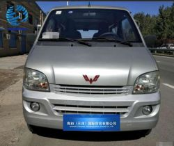 La luz de Wuling es adecuado para utilizar una minivan de diversas escenas de trabajo