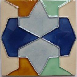 Wand-Kunst-Keramikziegel für Wände